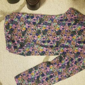 Lularoe Pants - Lularoe T&C leggings